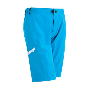 SENSOR CYCLING SHORTS LOOSE WOM BLUE HELIUM