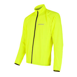SENSOR PARACHUTE JACKET MEN YELLOW REFLEX