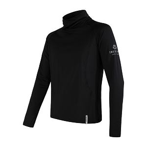 SENSOR COOLMAX THERMO sweatshirt MEN blk