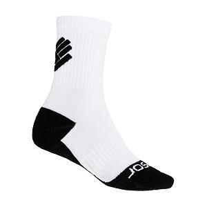 SENSOR RACE MERINO SOCKS WHITE
