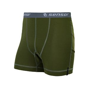 SENSOR DOUBLE FACE boxers MEN deep safari