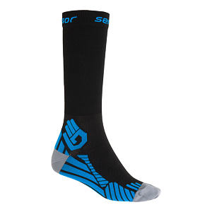 SENSOR COMPRESS SOCKS BLACK
