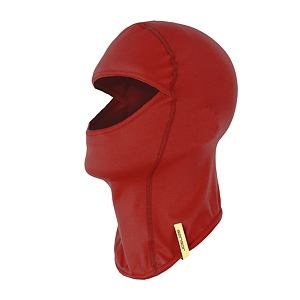 SENSOR BALACLAVA YOUTH red THERMO
