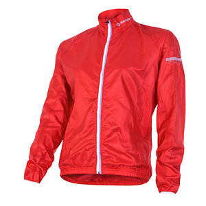 SENSOR PARACHUTE JACKET WOM RED