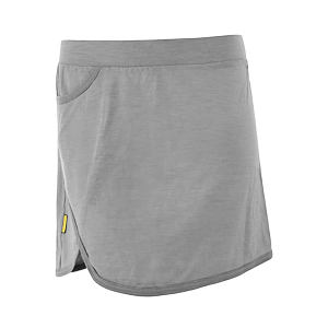 SENSOR MERINO ACTIVE skirt WOM grey