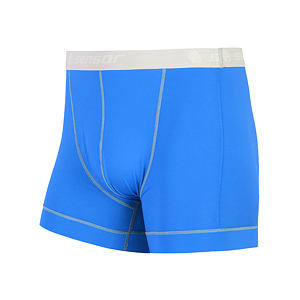 SENSOR COOLMAX BOXERS MEN BLUE