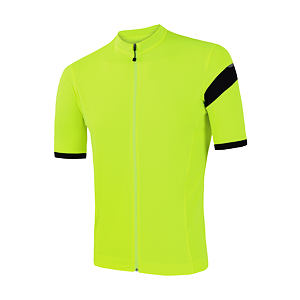 SENSOR CYCLE jersey MEN reflex yel CLASSIC