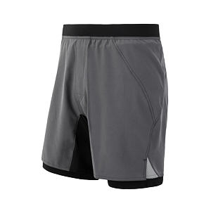 SENSOR TRAIL shorts MEN gry