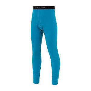 SENSOR MERINO DF underpants YOUTH blu