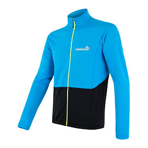 SENSOR PROFI jacket MEN blk/blu