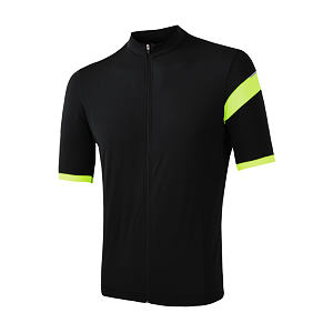 SENSOR CYCLE jersey MEN blk CLASSIC