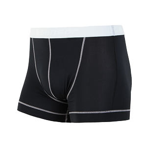 SENSOR COOLMAX BOXERS MEN BLACK