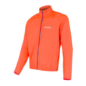 SENSOR PARACHUTE JACKET MEN ORANGE