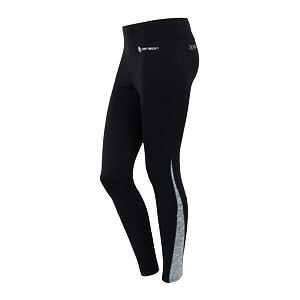 SENSOR MOTION tights WOM blk/gry