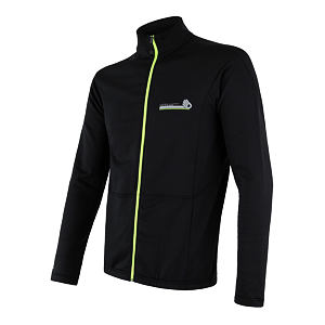 SENSOR PROFI jacket MEN blk