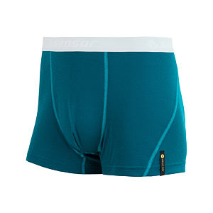 SENSOR DOUBLE FACE BOXERS SHORTENED MEN SAPHIRE