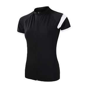 SENSOR CYCLE jersey WOM blk CLASSIC