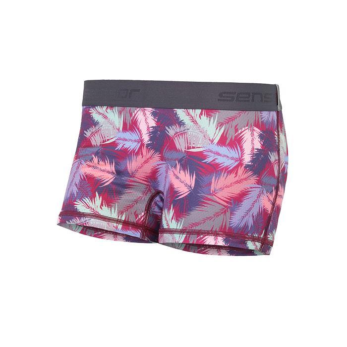 COOLMAX IMPRESS panties boyshort WOM lilla/feather