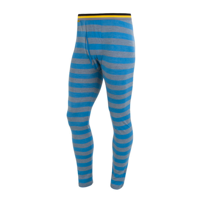 SENSOR MERINO ACTIVE UNDERPANTS MEN BLUE STRIPES