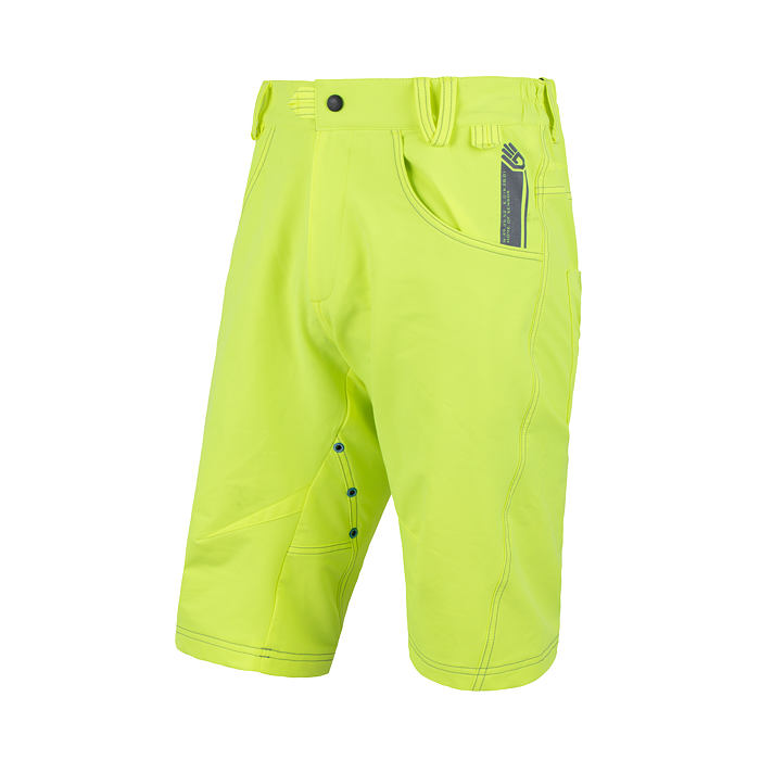 SENSOR CYCLE shorts MEN reflex yel CHARGER