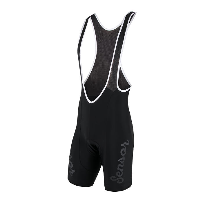 SENSOR CYCLE bib shorts MEN blk CLASSIC