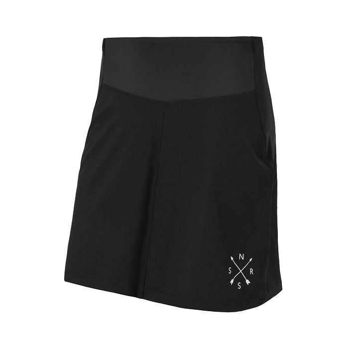 INFINITY skirt WOM blk/be brave
